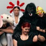 """Archiv II. – Pražská tematická party """"Zvířátka"""""""