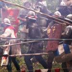 Bitva o hrad Sion