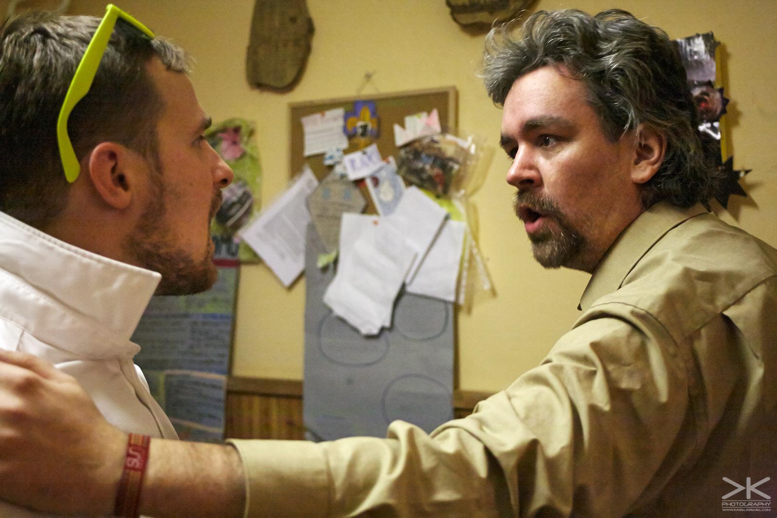 Larpový závěr roku 2013 – Telenovela