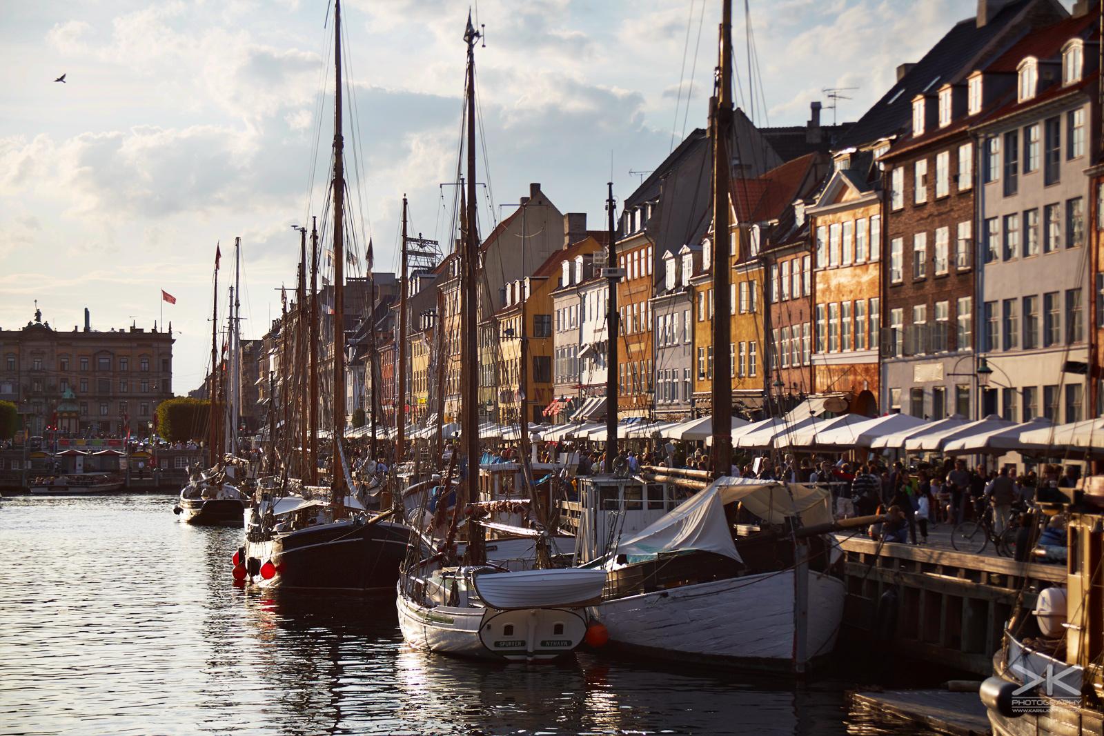 Krátce Kodaní