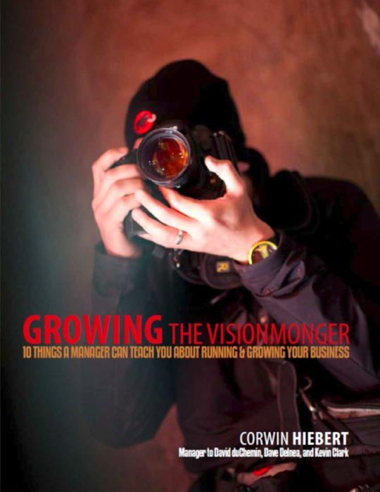 Growing the Visionmonger – Corwin Hiebert